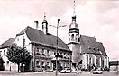 Rathaus und Kirche zu DDR-Zeiten_1